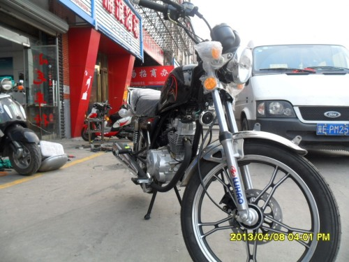 上海翱拓摩托销售有限公司